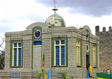 Axum Church